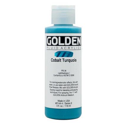 Golden Fluid