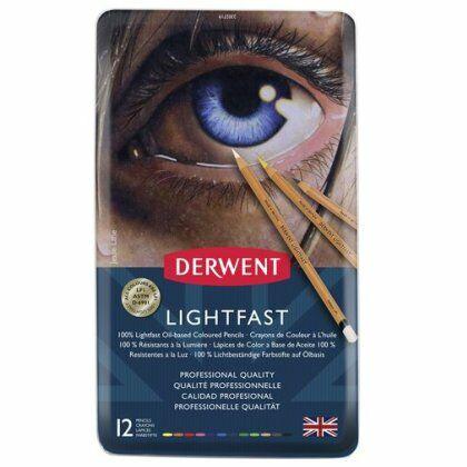 Derwent Lightfast 12x