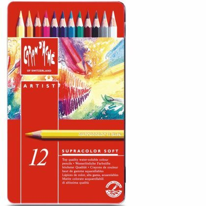 Supracolor 12 kleurpotloden