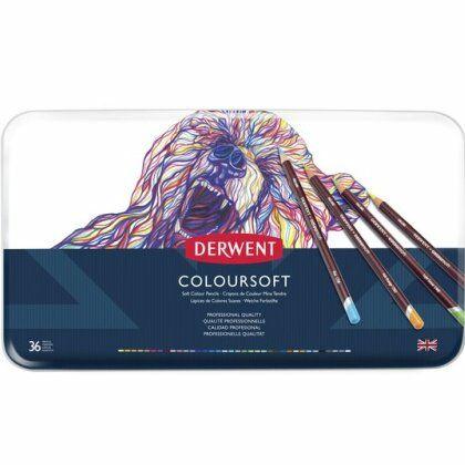 Coloursoft kleurpotloden 36X