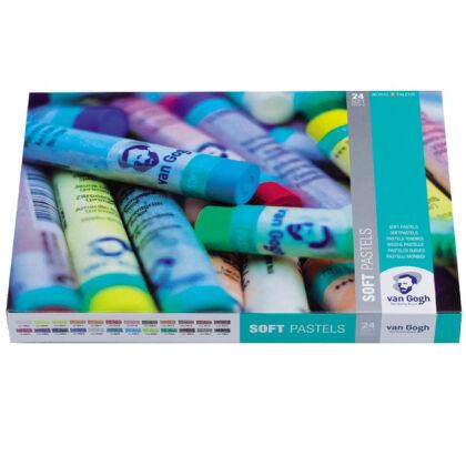 van Gogh Soft Pastels 24x