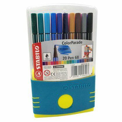 Stabilo ColorParade 20 Pen 68
