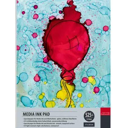 Media Inkt Blok