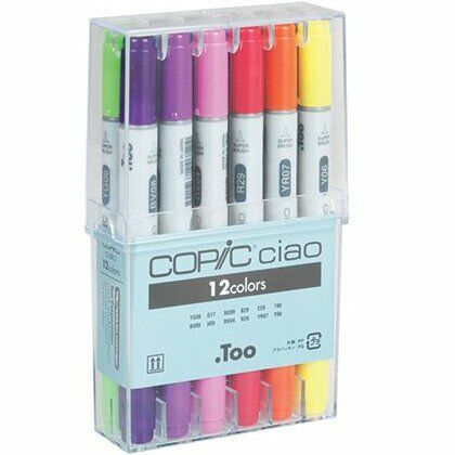 Copic Ciao Sets 12x