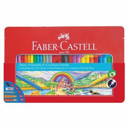 Faber Castell  Cadeauset 53-delig