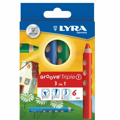 Lyra Groove Triple 3-in-1 6pcs