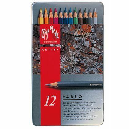 Pablo kleurpotloden 12x