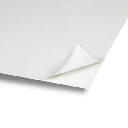 Zelfklevend polystyreen