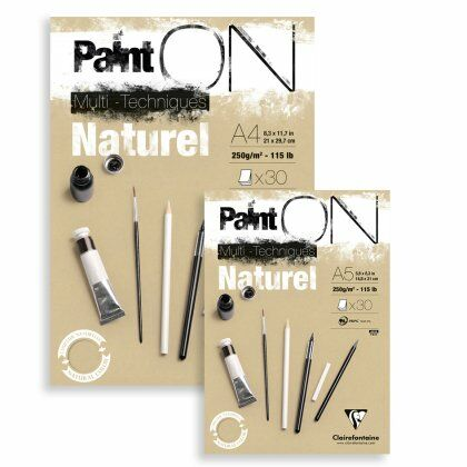 Blok Paint'On Naturel