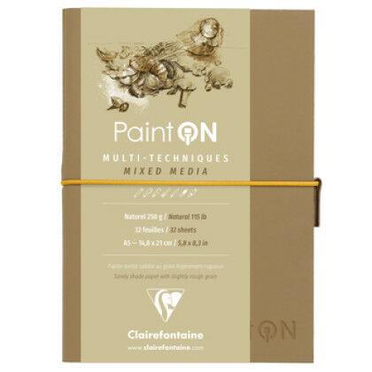 Travel Journal Paint'On Naturel