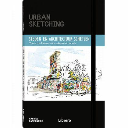 Steden en architectuur schetsen
