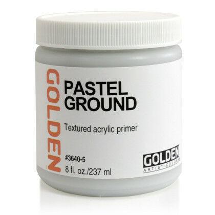Golden Pastelground