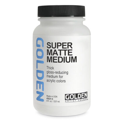 Golden Super Matt Medium