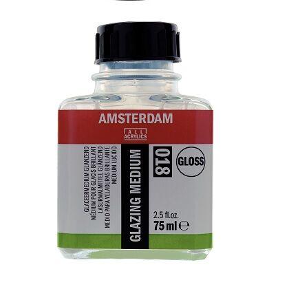 Glaceermedium Glanzend