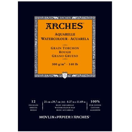 Arches 1-zijdig gelijmd-grove structuur