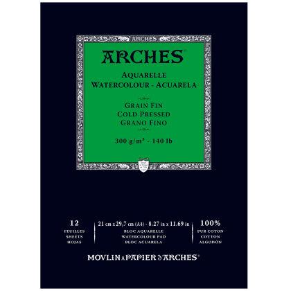 Arches 1-zijdig gelijmd- fijne structuur