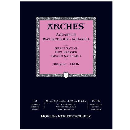 Arches 1-zijdig gelijmd- glad