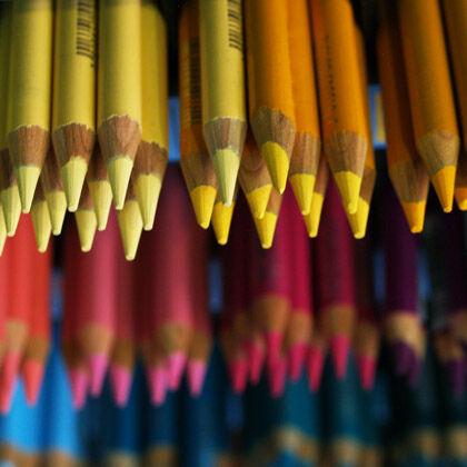 Polychromos kleurpotloden  per stuk