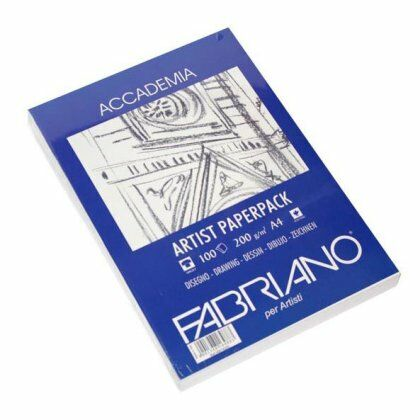 Fabriano paperpacks 200 grams