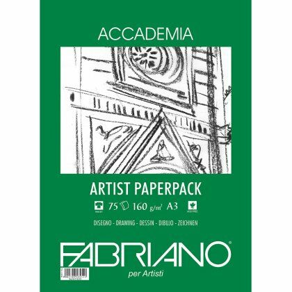Fabriano paperpacks 160 grams