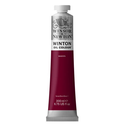 Winton Oil Colour  200ml tubes