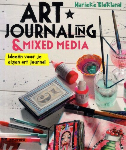 Art Journaling en mix media