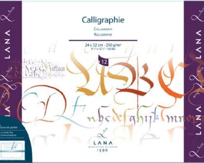 Calligrafieblok