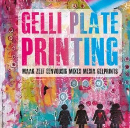 "Boek ""Gelli Print"""