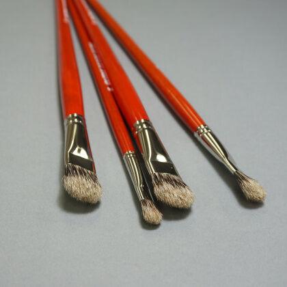 Da Vinci dassenhaar penselen