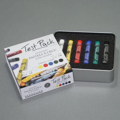 Test-Pack Sennelier Soft Pastels