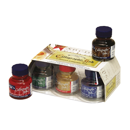 Calligraphy Ink set