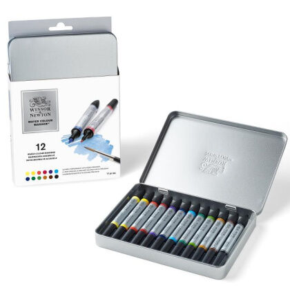 Water Colour Markers
