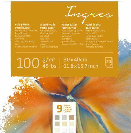 Ingres Pastelblok