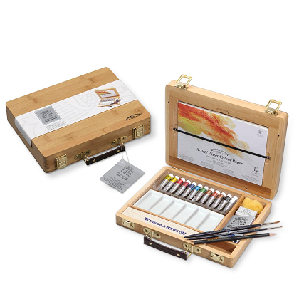 W&N luxe set aquarelverf