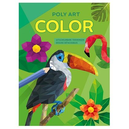 Poly-art color