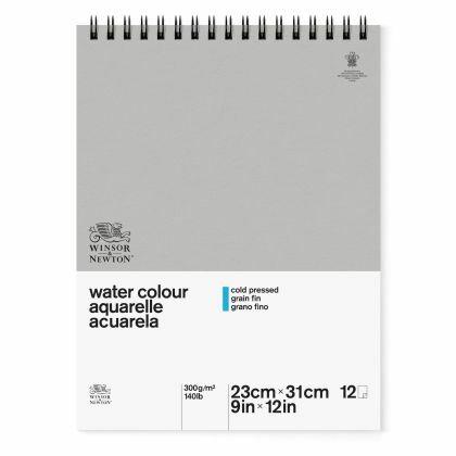 W&N Classic Aquarelpapier spiraalblokken