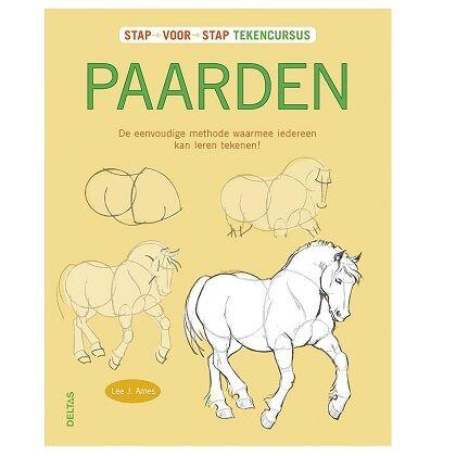 Stap voor stap paarden tekenen