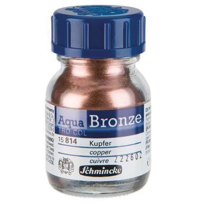 Aqua-Bronze Kupfer