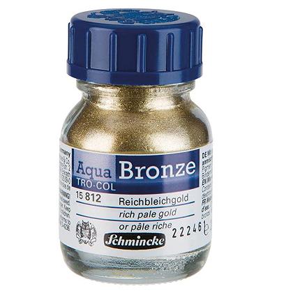Aqua-Bronze Reichbleichgold