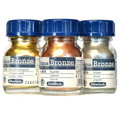 Schmincke Aqua-Bronze