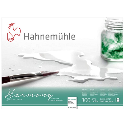 Harmony papier Hot Pressed