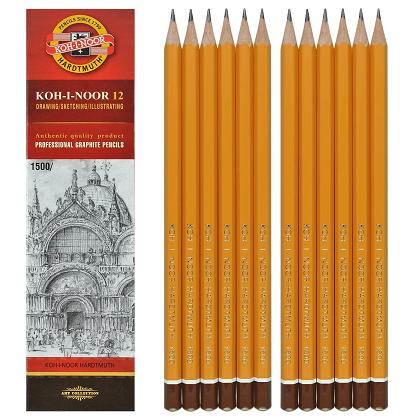 Koh-I-Noor potloden 1500-serie