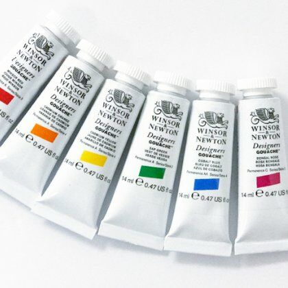 W&N Designers Gouache 14ml