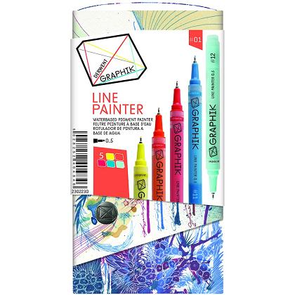 Line Painter set #01