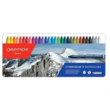 Neocolor II aquarelkrijt 30x