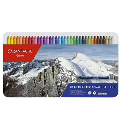 Neocolor II aquarelkrijt 84x