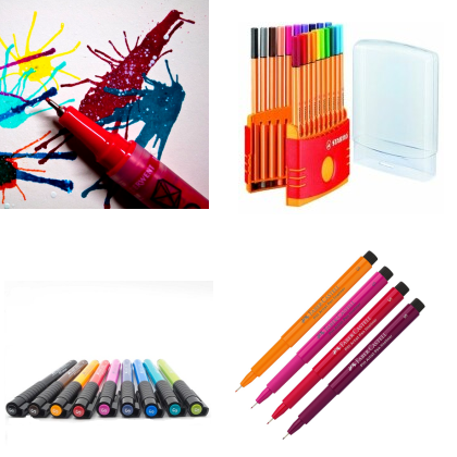 Kleur stiften