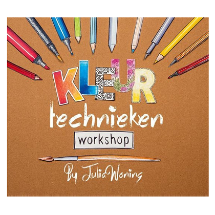 Kleurtechnieken workshop