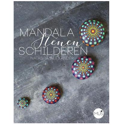 Mandala  Stenen schilderen