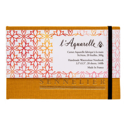 Sennelier Aquarel Notebook